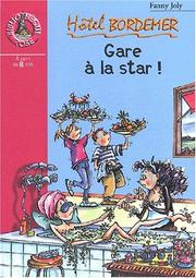 Cover of: Gare à la star !