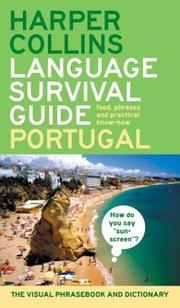 Cover of: Harpercollins Language Survival Guide: Portugal