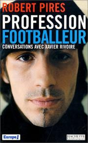 Cover of: Profession footballeur