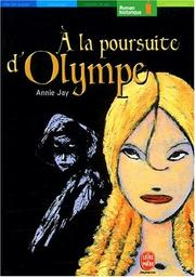 Cover of: A la poursuite d'Olympe