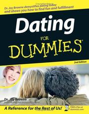 Cover of: Dating For Dummies