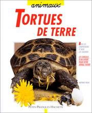Cover of: Tortues de terre