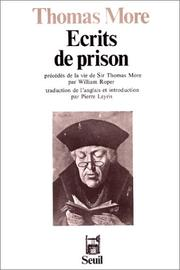 Cover of: Ecrits de prison