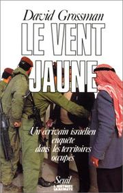 Cover of: Le vent jaune
