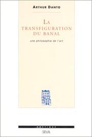 Cover of: La transfiguration du banal
