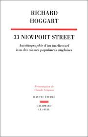 Cover of: 33 Newport Street