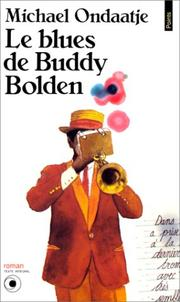 Cover of: Le Blues de Buddy Bolden