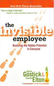 Cover of: The invisible employee