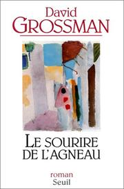 Cover of: Le sourire de l'agneau