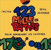 Cover of: 1, 2, 3 Mille Pattes