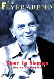 Cover of: Tuer le temps