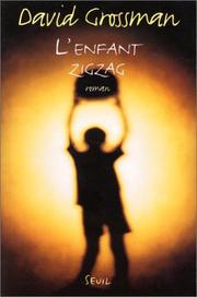 Cover of: L'enfant zigzag