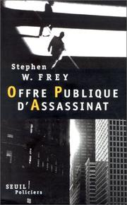 Cover of: Offre publique d'assassinat