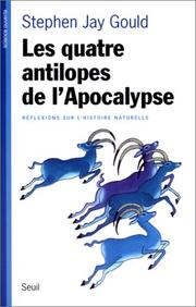 Cover of: Les Quatre Antilopes de l'Apocalypse