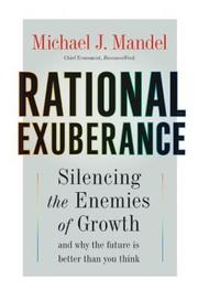 Cover of: Rational Exuberance