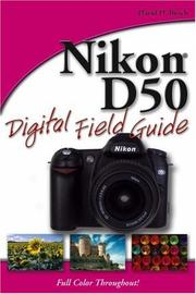 Cover of: Nikon D50 Digital Field Guide