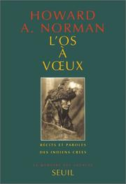 Cover of: L'Os à voeux