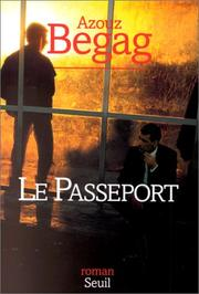 Cover of: Le passeport