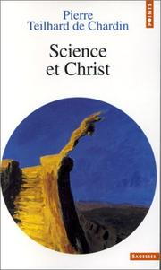 Cover of: Science et Christ, tome 9