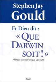 Cover of: Et Dieu dit