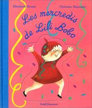 Cover of: Les Mercredis de Lili Bobo