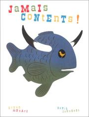 Cover of: Jamais contents !