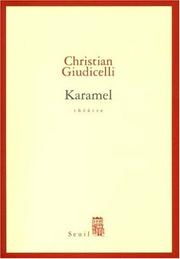 Cover of: Karamel