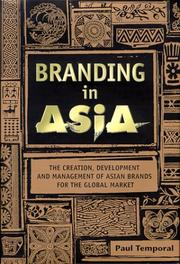 Cover of: Branding in Asia