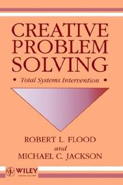 Cover of: Creative problem solving | Robert L. Flood