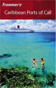 Cover of: Frommer's Caribbean ports of call