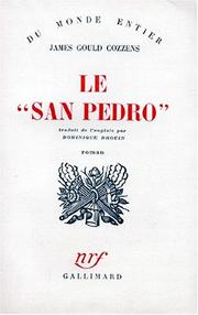 "Cover of: Le ""San Pedro"""