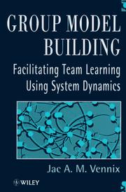 Cover of: Group model building