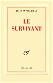 Cover of: Le survivant