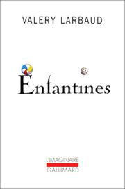 Cover of: Enfantines