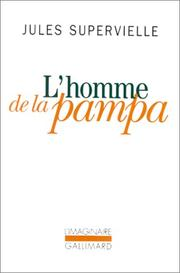 Cover of: L' homme de la pampa