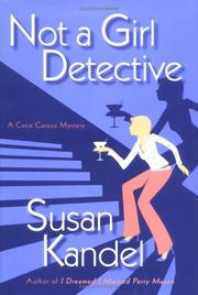 Cover of: Not a girl detective