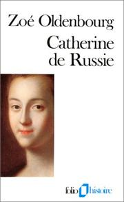Cover of: Catherine de Rissie