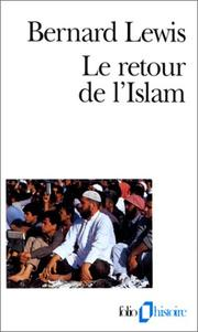 Cover of: Le retour de l'Islam