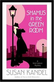 Cover of: Sam Spade in the green room: a Cece Caruso mystery