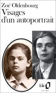 Cover of: Visages d'un autoportrait