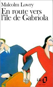 Cover of: En Route Version Lile De Gabriola