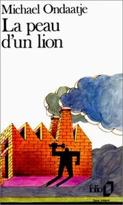 Cover of: La Peau Dun Lion