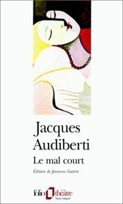 Cover of: Le mal court