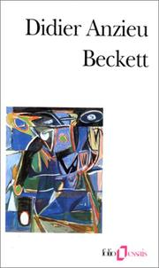 Cover of: Beckett