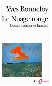 Cover of: Le nuage rouge