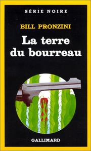 Cover of: La terre du bourreau
