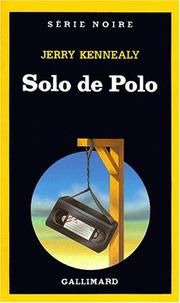 Cover of: Solo de Polo