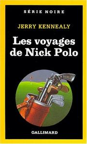 Cover of: Les voyages de Nick Polo
