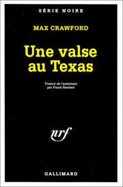 Cover of: Une valse au Texas