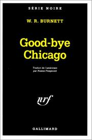 Cover of: Good-bye Chicago: 1928, end of an era